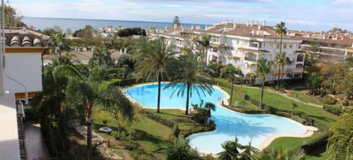 Apartment  Ground Floor for rent  in Marbella