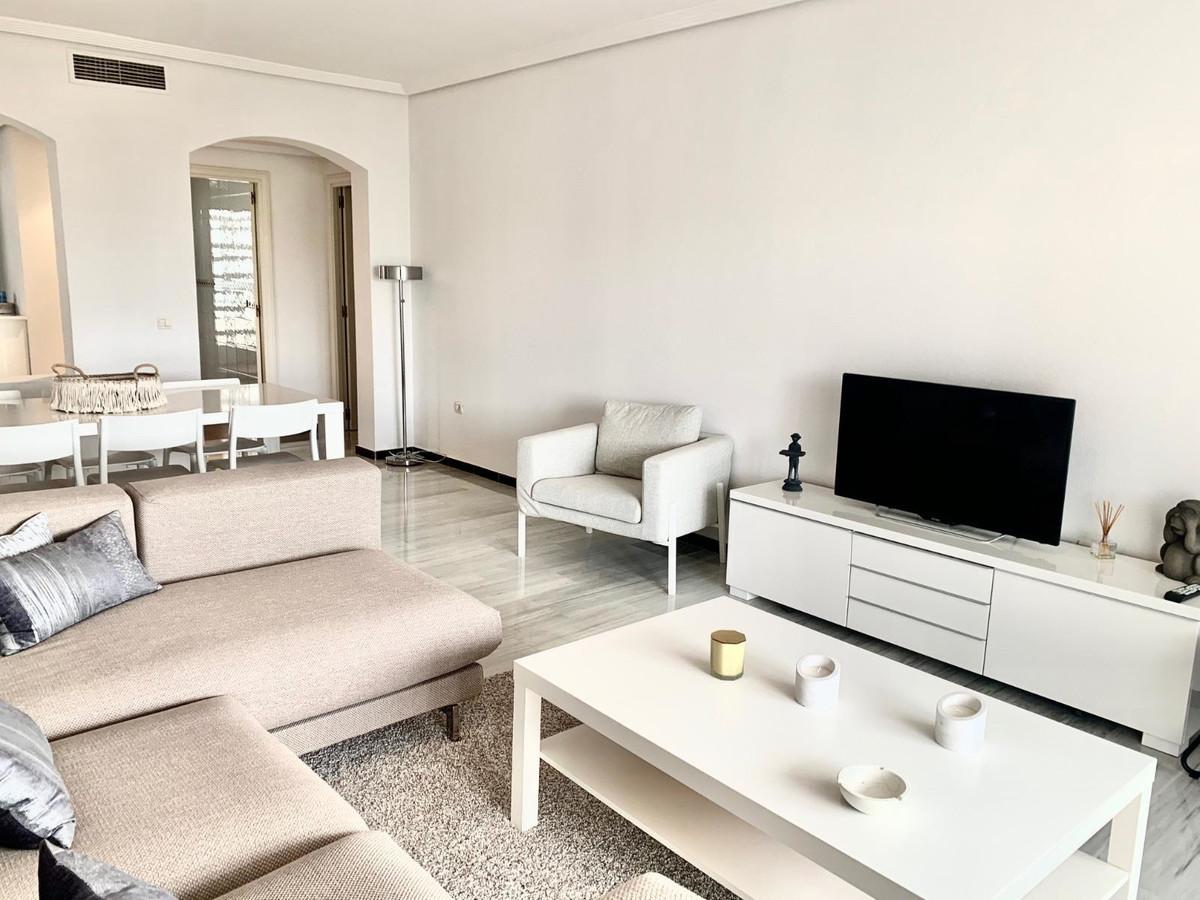 Marbella Banus Apartamento Planta Media en Venta en Puerto Banús – R3644942