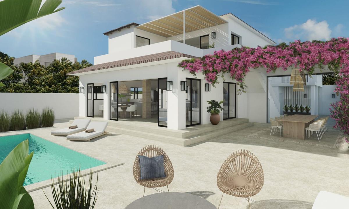 4 bedroom villa for sale san pedro de alcantara