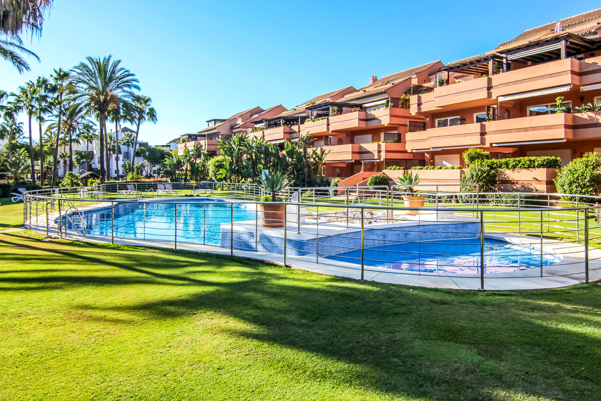 A spectacular two bedroom ground floor apartment which has recently been renovated to very high stan,Spain
