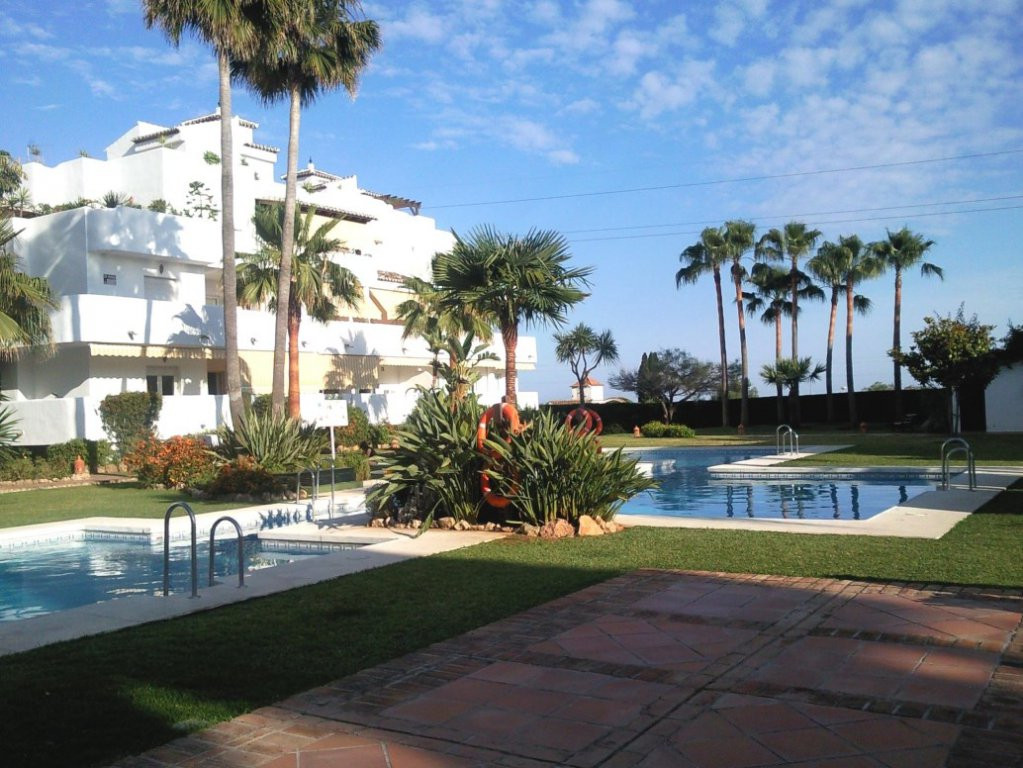 This luxury duplex penthouse is located in Nagueles in Marbella.  This property consists of two floo,Spain