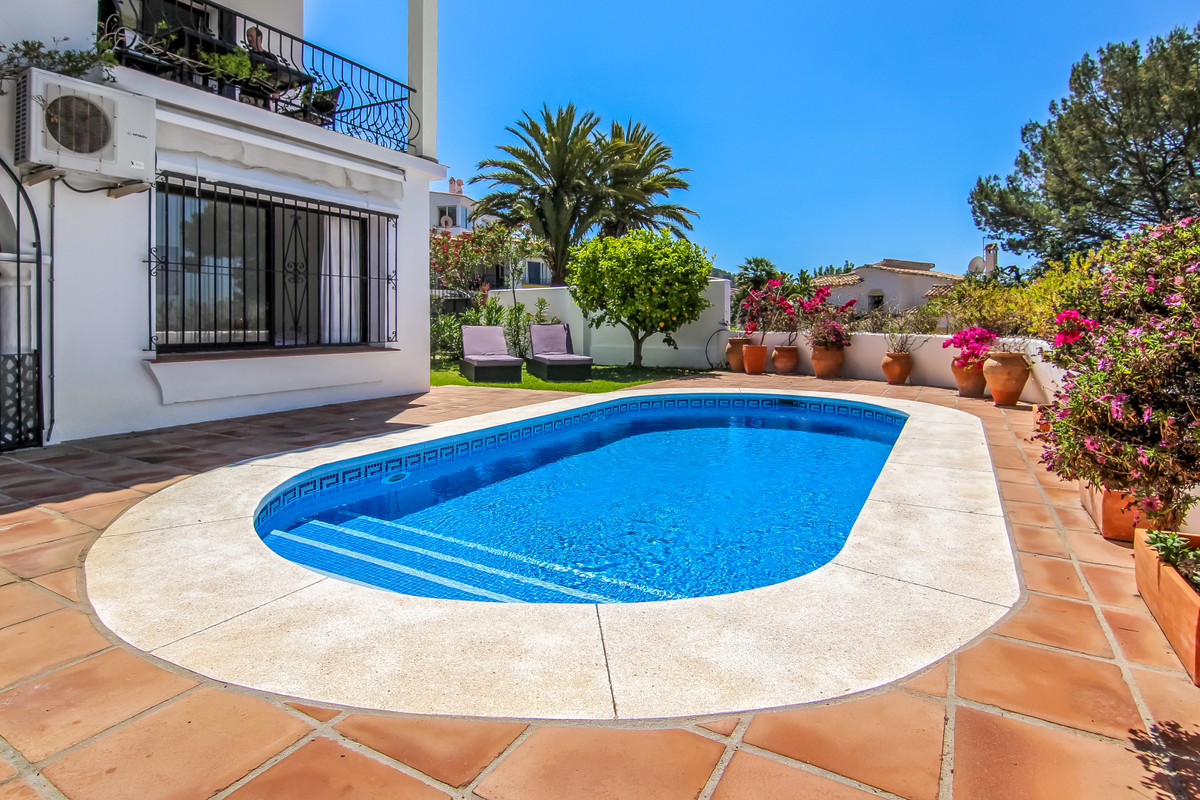 Only a 10-minute drive from Puerto Banus you will find this Andalusian-style villa with breathtaking, Spain