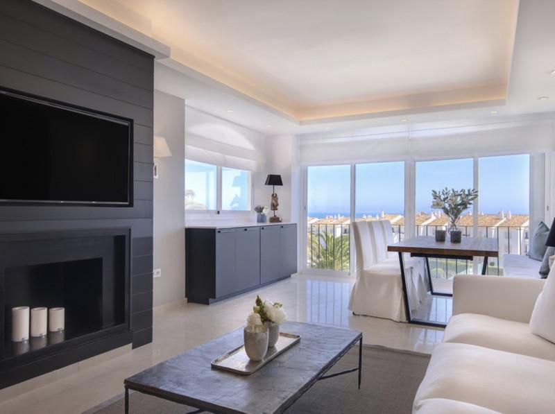 Marbella Banus Apartamento Planta Media, Nueva Andalucía – R3607511