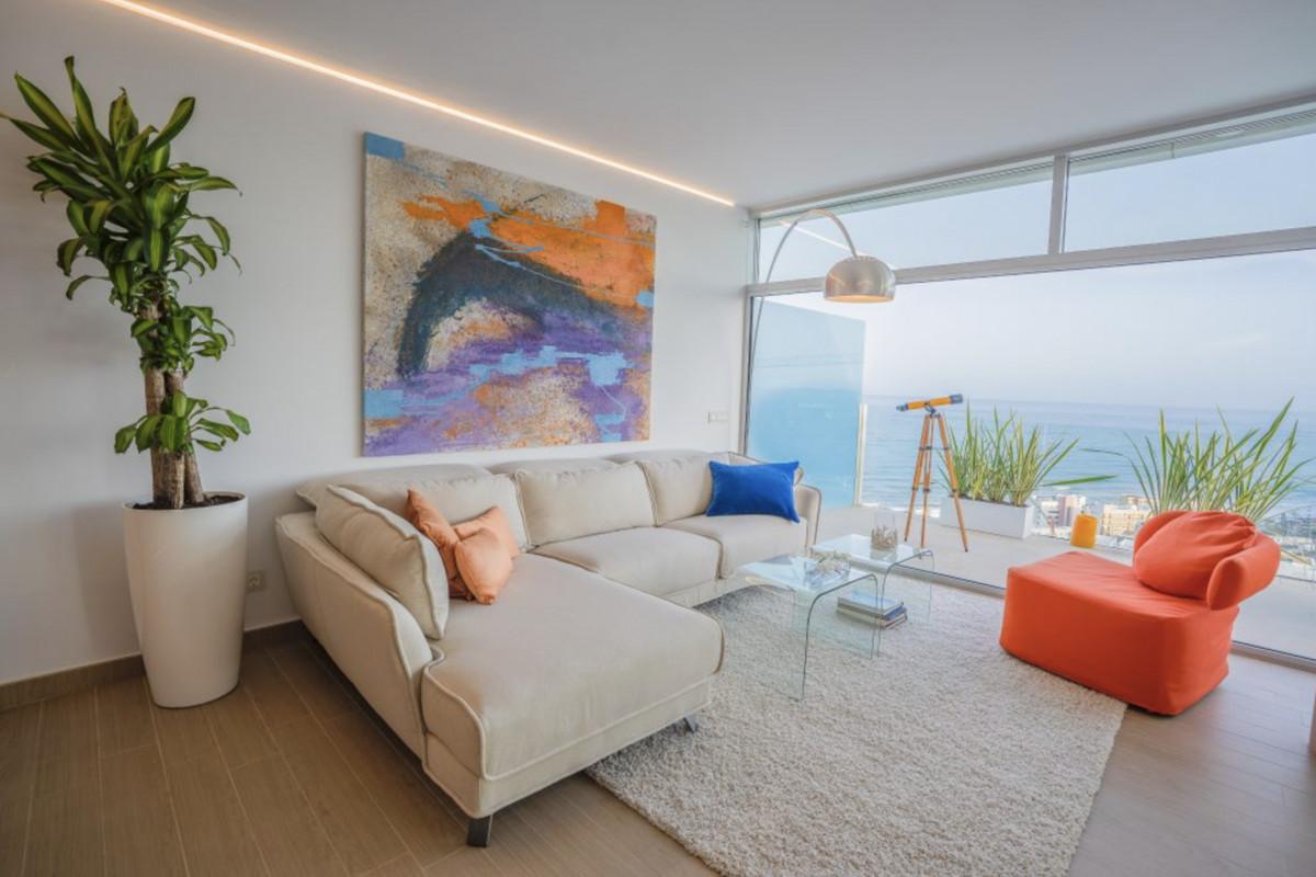 Apartamento  Ático en venta   en Benalmadena