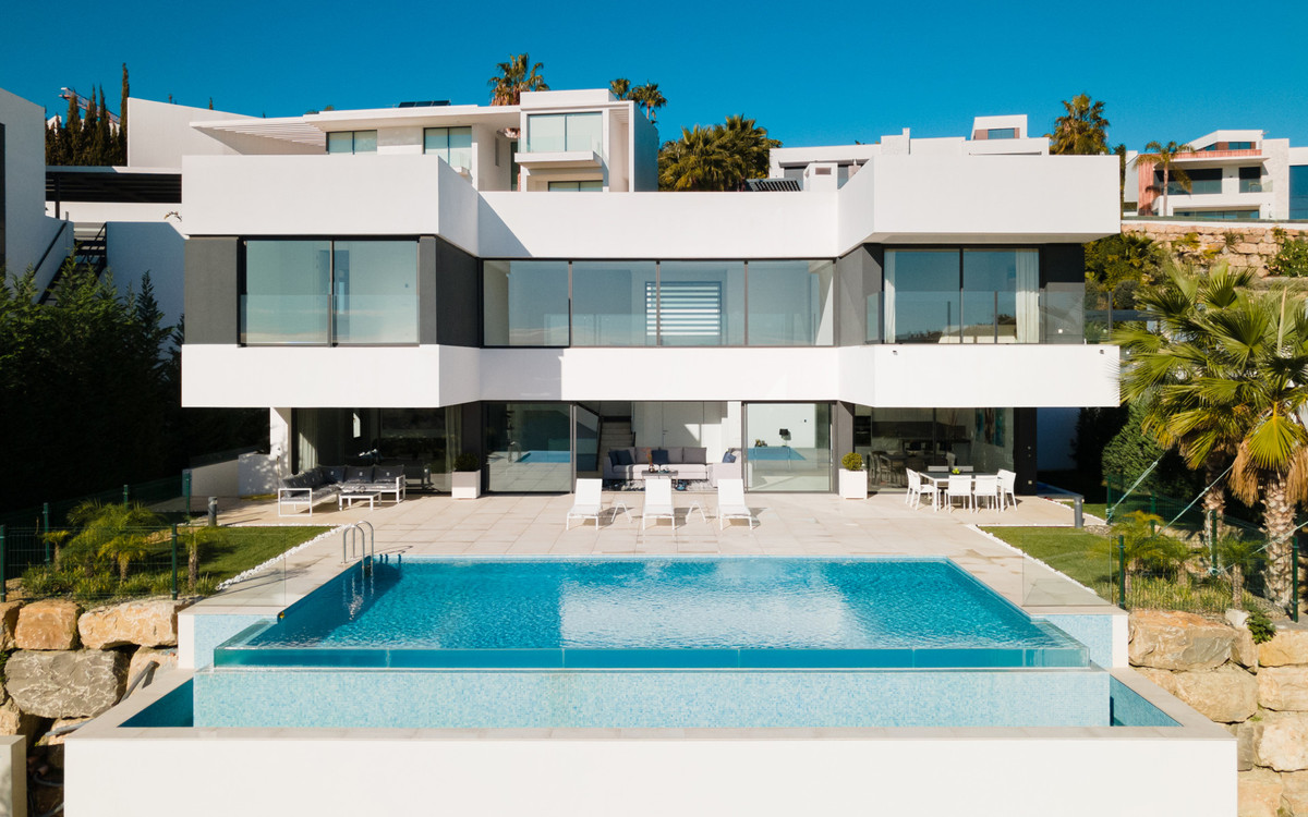 Stunning state-of-art property is not just a new beautiful building that functions as a modern home ,Spain
