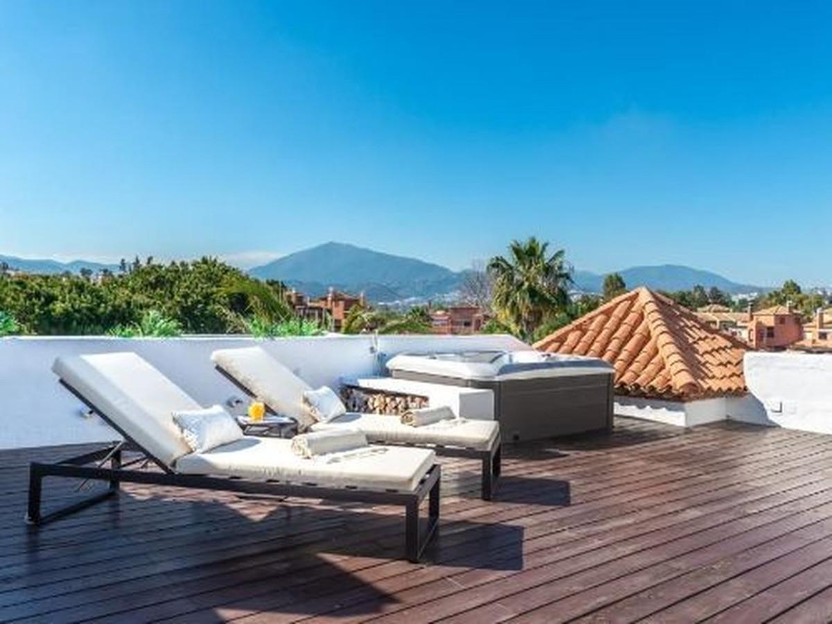 Marbella Banus Ático en Venta en Guadalmina Baja – R3569014