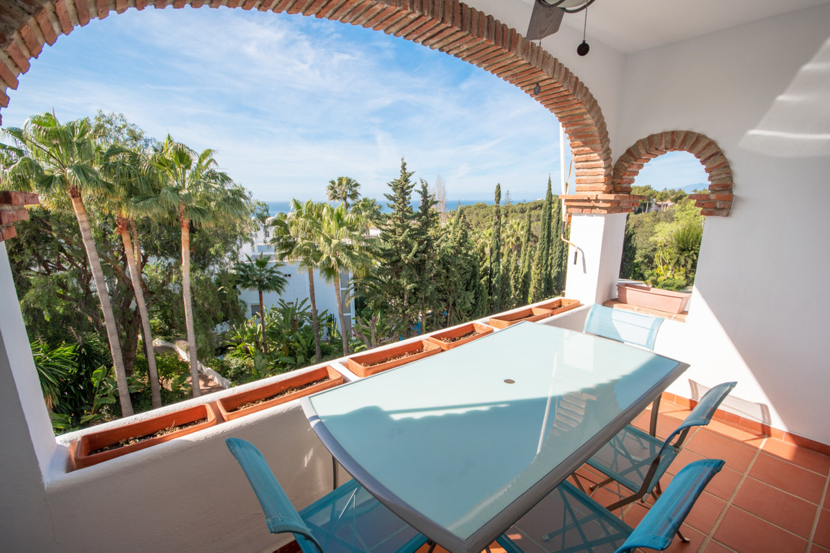 Splendid duplex penthouse in Marbella. The house consists of 145 m2 distributed over two floors. The, Spain