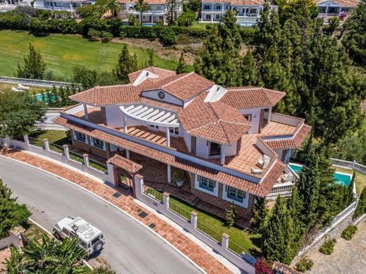 5 dormitorio villa en venta el chaparral
