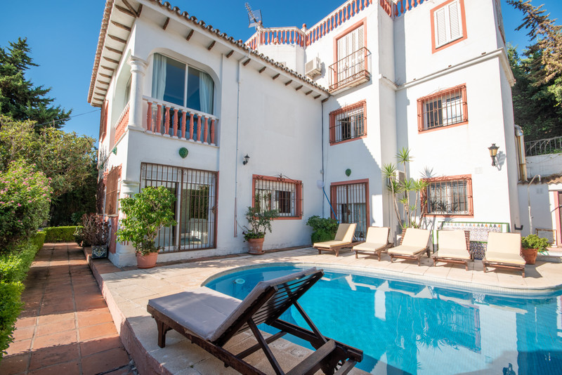 Detached Villa - Puerto Banús - R3517354 - mibgroup.es