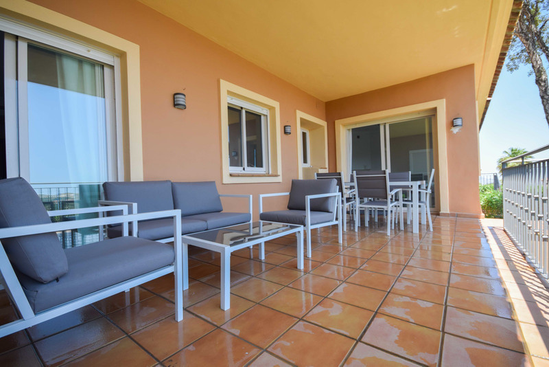 Ground Floor Apartment in La Mairena