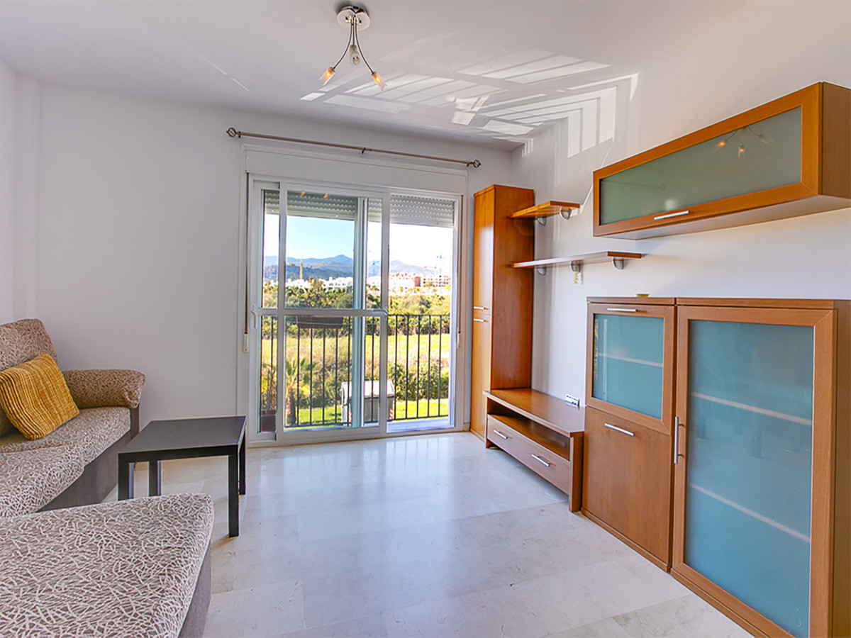 This two bedroom modern apartment is situated within the village of Cancelada and very close to the , Spain