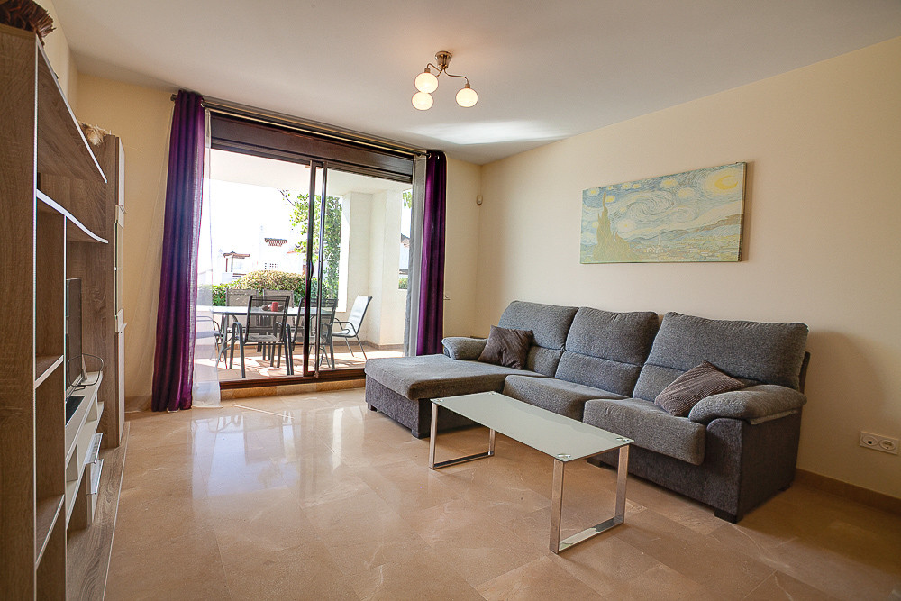 Ground Floor Apartment, La Alcaidesa, Costa del Sol. 2 Bedrooms, 2 Bathrooms, Built 101 m², Terrace , Spain