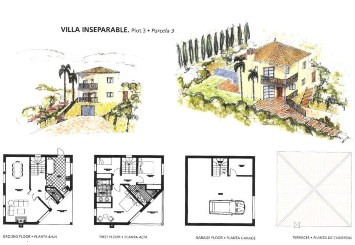 Plot, Residential  for sale    en Punta Chullera