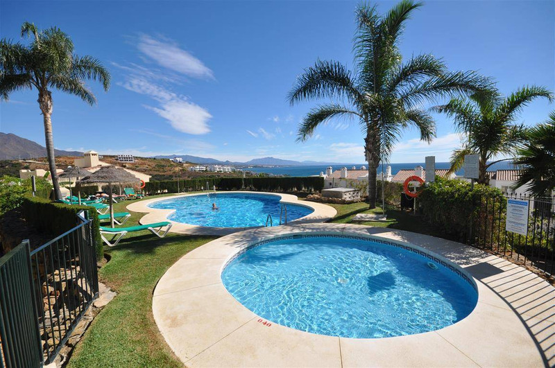 Ground Floor Apartment in Casares Playa