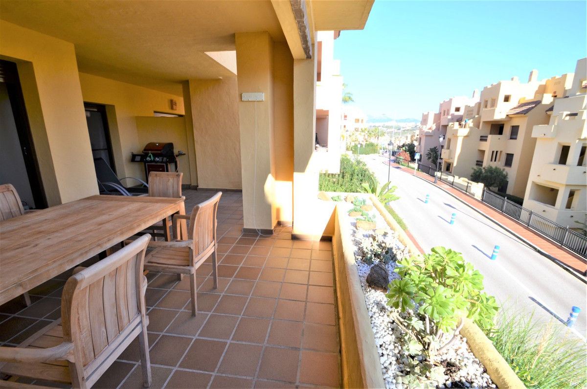 EXCELLENT GROUND FLOOR APARTMENT in Duquesa Village, in a gated complex with 24-hour security, very ,Spain