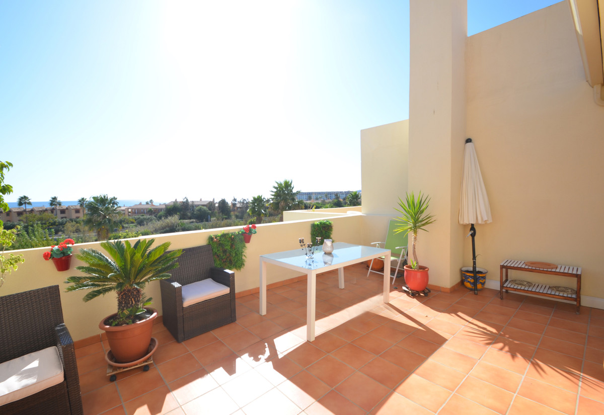 Ref:CR3548956 Penthouse For Sale in Casares Playa