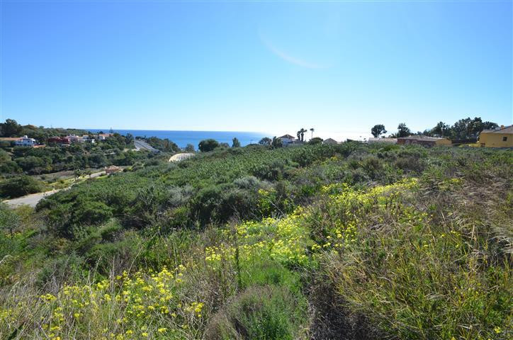 Plot/Land for sale in Punta Chullera, Costa del Sol