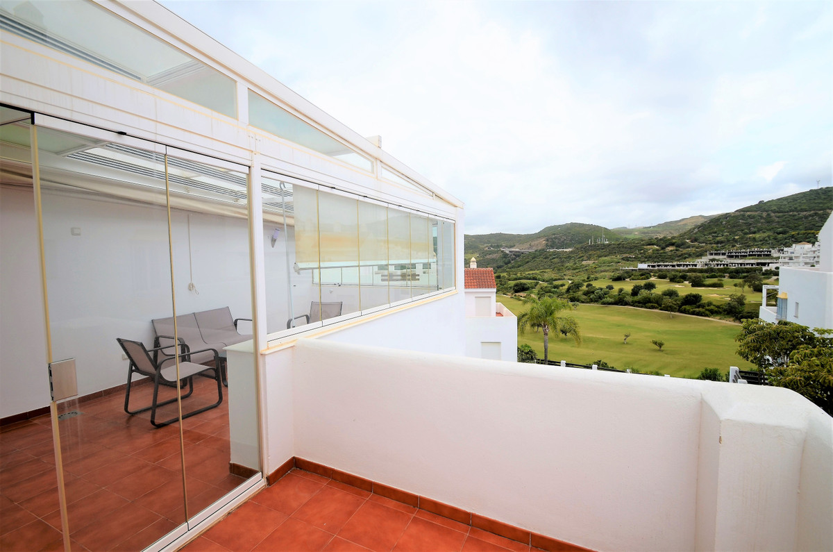 FRONT LINE GOLF PENTHOUSE WITH AMAZING LARGE TERRACE, a part of it is Glazed. Built and equipped usi,Spain