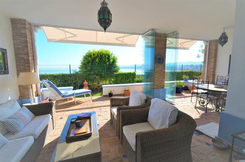 Ground Floor Apartment Casares Playa