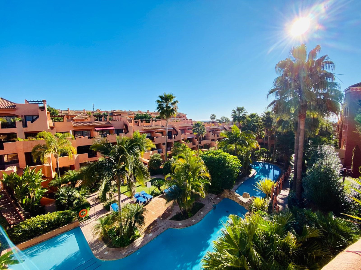 Magnificent apartment located in one of the most exclusive residential areas on the Costa del Sol, s,Spain