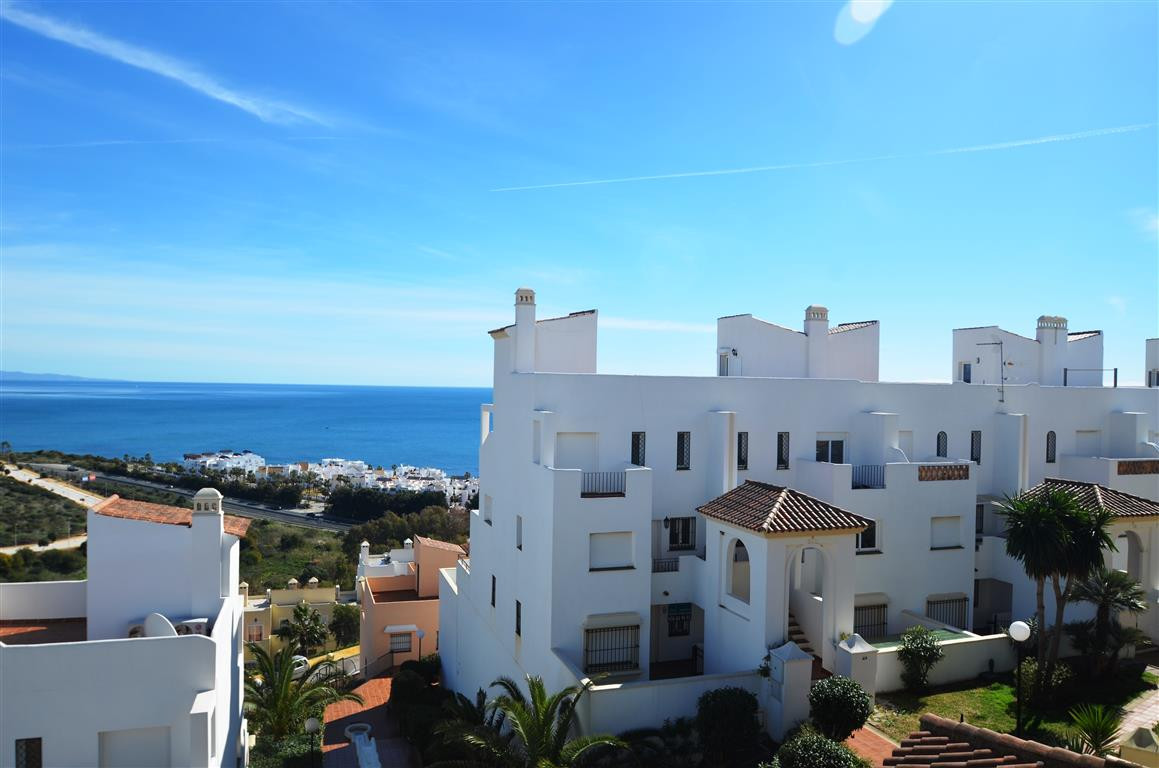 BARGAIN!!, Fantastic duplex penthouse apartment with 3 bedrooms in 2 level in the coast of Casares, , Spain