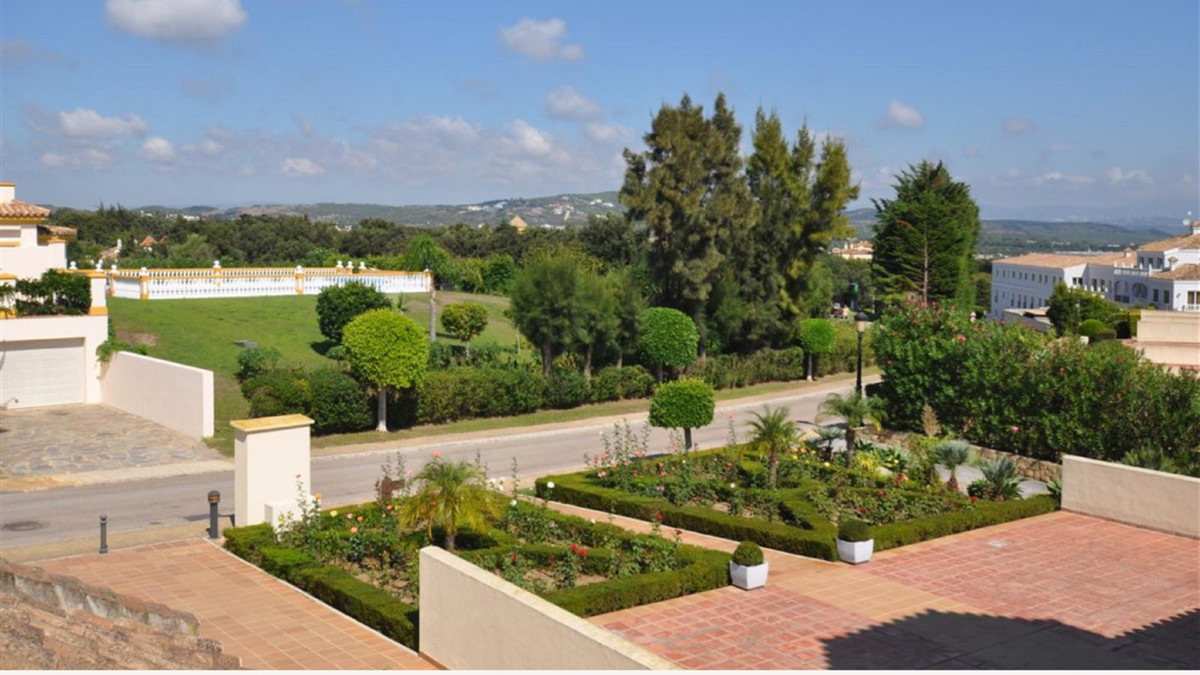Penthouse in San Roque Club