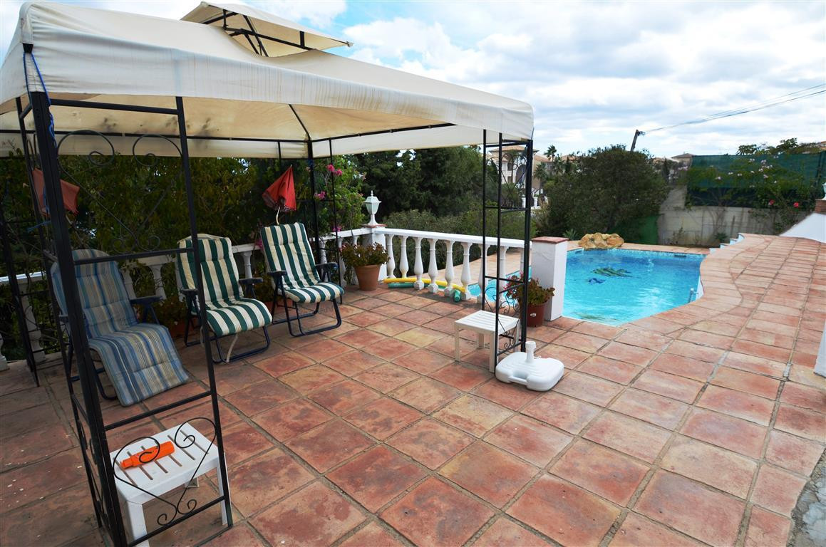 Attractive Villa with private pool at just 200 meters from the beach. It is situated in an excellent,Spain