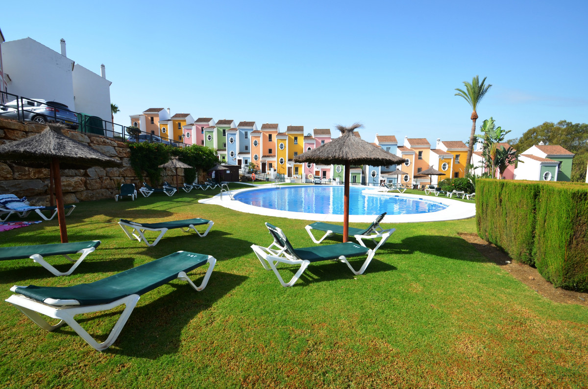 Beautifull townhouse located in the area of Casares Beach, at only five minutes from the beach &,Spain
