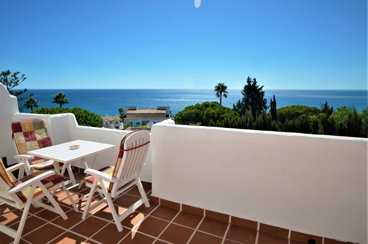 Magnificent DUPLEX PENTHOUSE apartment, Very private and south facing, with sun all day in the large,Spain