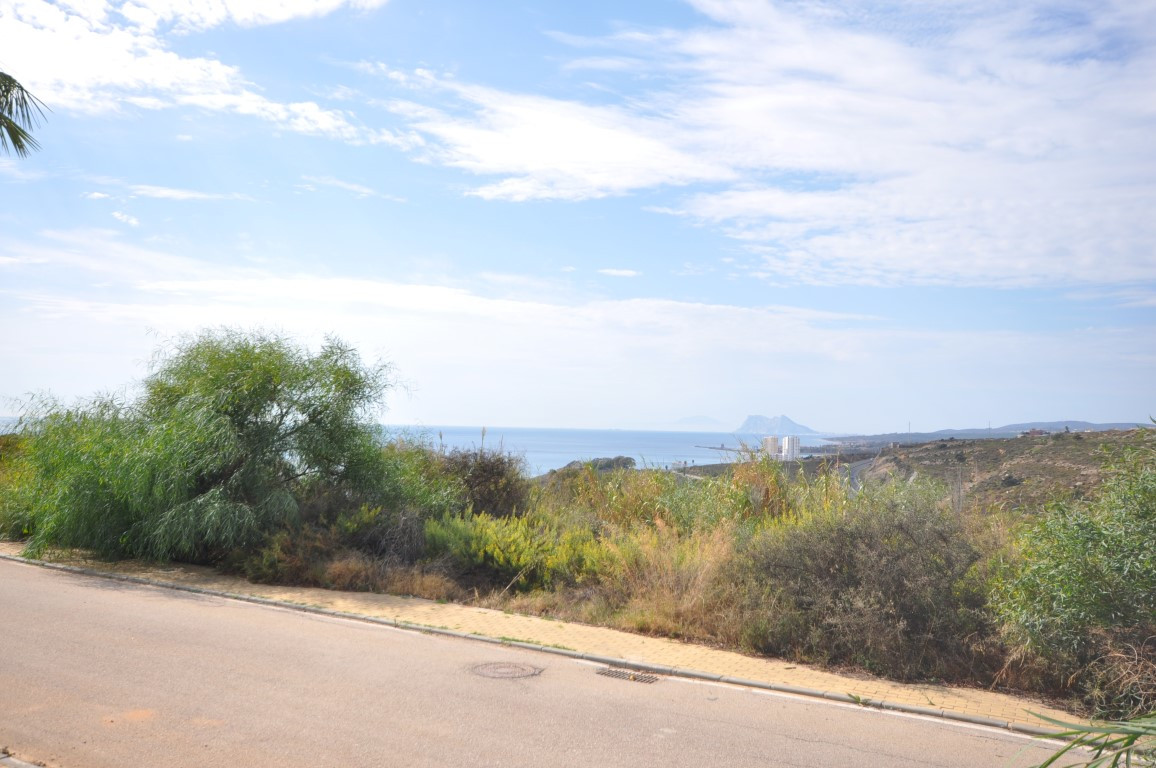PLOT OF LAND FOR  VILLAS. In this plot of 1300m2 can be built 2 villas, with a  total building volum, Spain