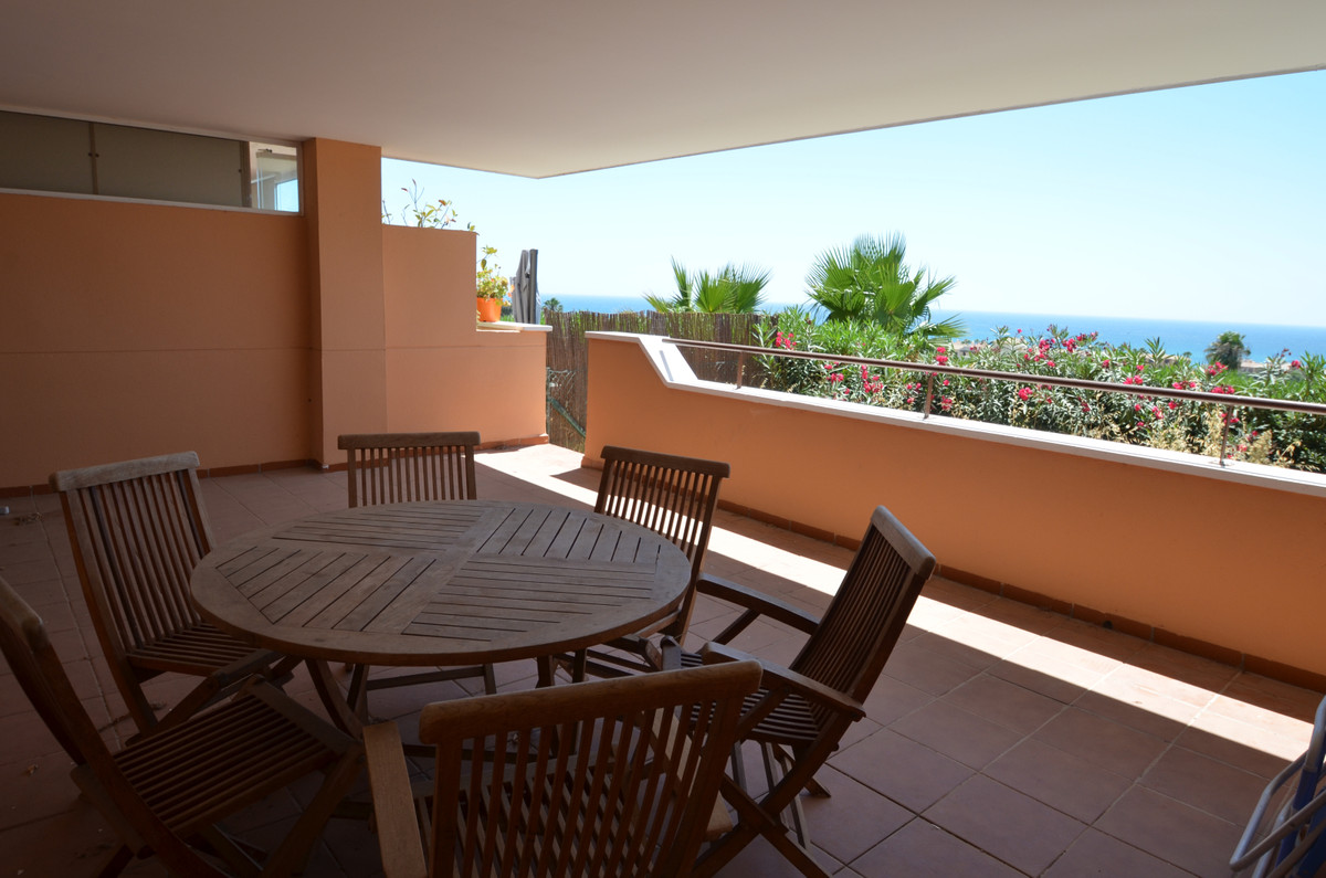 Beautiful  apartment with wonderful sea views and open kitchen. South East facing, with sun all day Spain