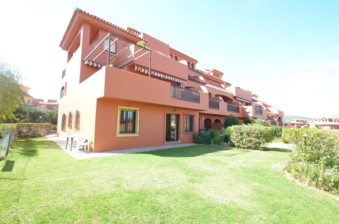 Wonderful GROUND FLOOR APARTMENT WITH LARGE PRIVATE GARDEN, Located at one of the best and most soug, Spain