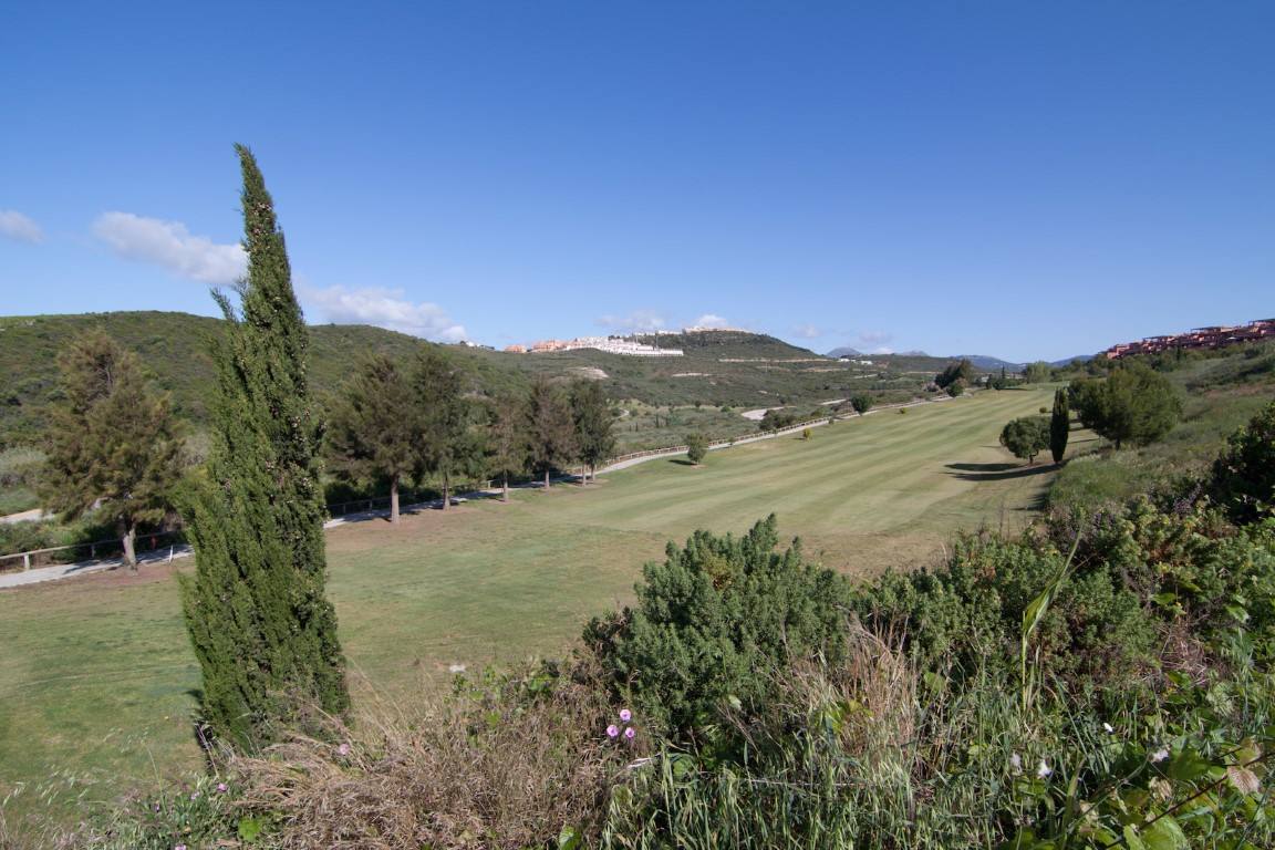 This 688m2 plot with permission to build is for sale in a prime location on one of the most popular , Spain