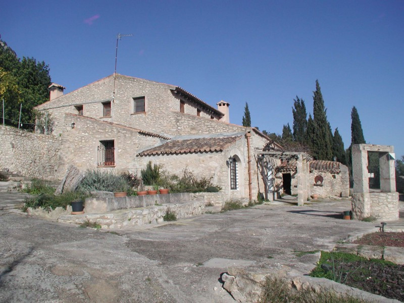 Finca in Llucmajor  Very nice, old Mallorquin stone finca situated at the Randa mountain with a spec, Spain