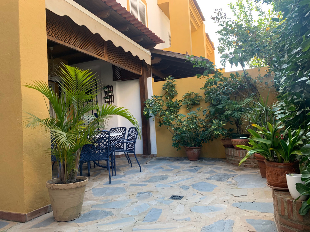 Townhouse in San Pedro de Alcantara