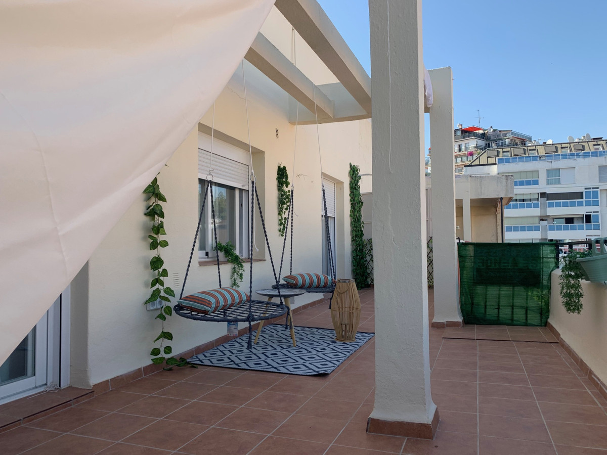 Fantastic penthouse in the center of Marbella, between Ricardo Soriano and Paseo Maritimo, just 200 ,Spain
