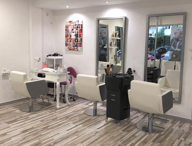 Hairdressers in Marbella