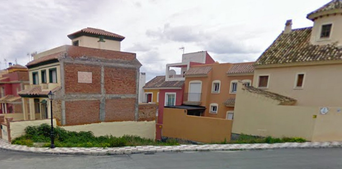 Residential Plot in Cancelada