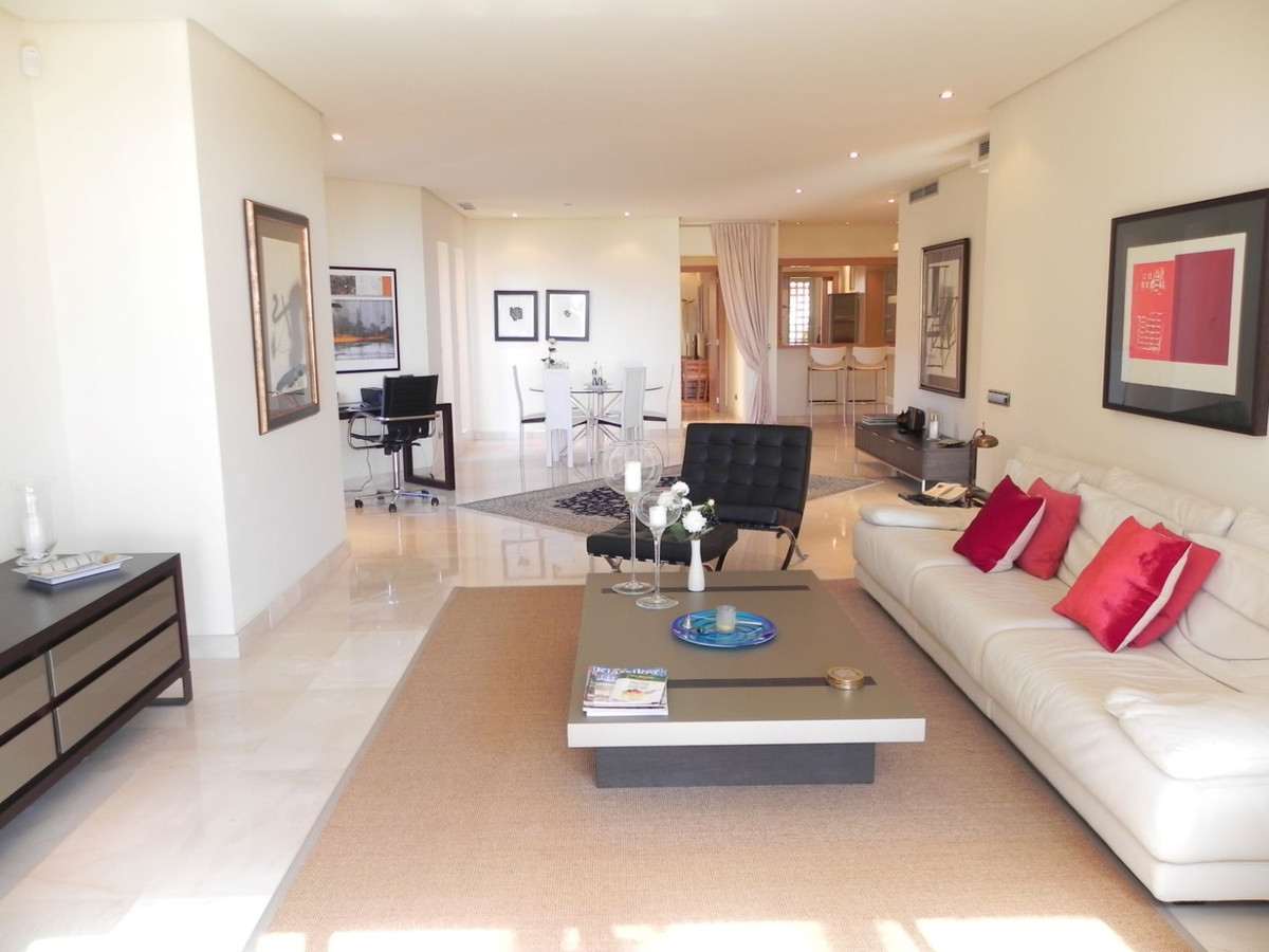 Mansion Club Marbella A Luxurious penthouse situated in a perfectly manicured tropical garden in a v,Spain