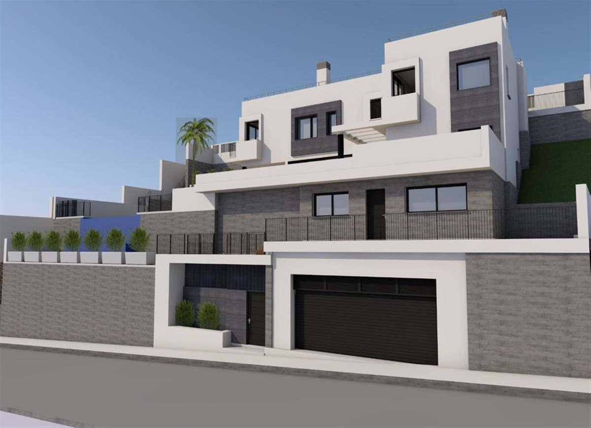 Villa Detached Torrenueva Málaga Costa del Sol R3743032