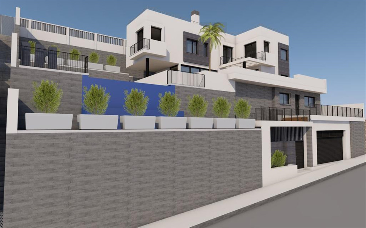 Villa Detached Torrenueva Málaga Costa del Sol R3743032 2