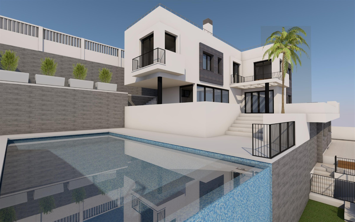 Villa Detached Torrenueva Málaga Costa del Sol R3743032 3