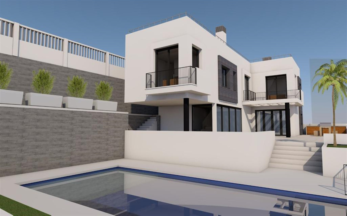 Villa Detached Torrenueva Málaga Costa del Sol R3743032 6