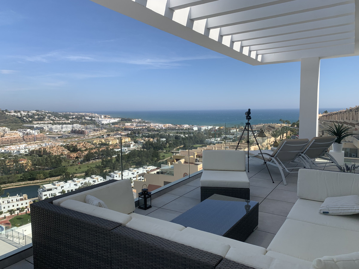 Penthouse Apartment in La Cala de Mijas