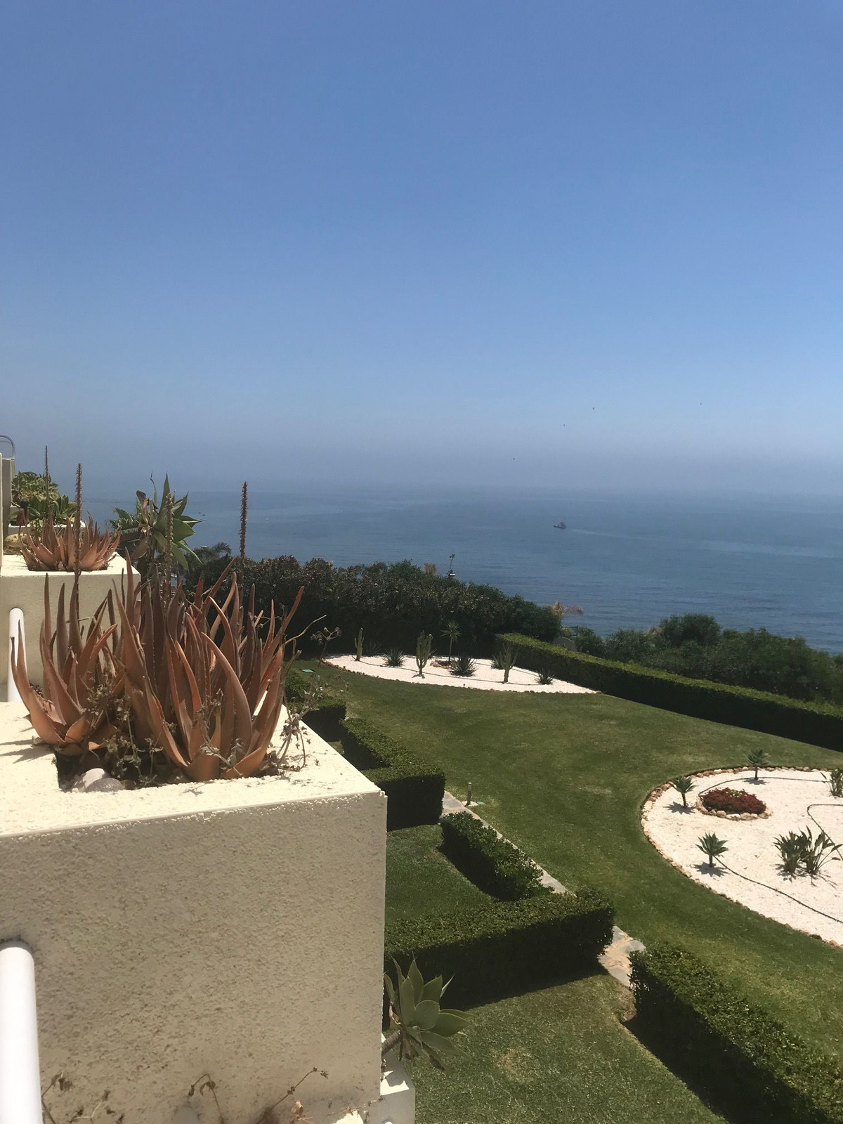 GREAT LOCATION IN CHAPARRAL FOR THIS TWO BEDS , TWO BATHS APARTMENT WITH AN AMAZING MEDITERRANEAN  V,Spain