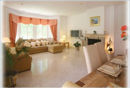 Villa Independiente en Mijas Golf, Costa del Sol