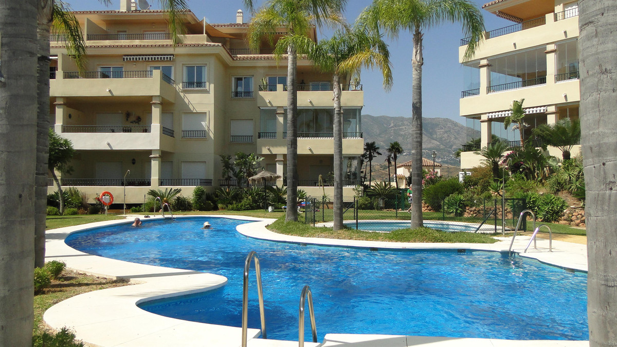 SUPERB 3 BEDROOMED APARTMENT LOCATED IN THE MUCH SOUGHT AFTER PHASE 1 OF LA CALA HILLS. EXTREMELY SP,Spain