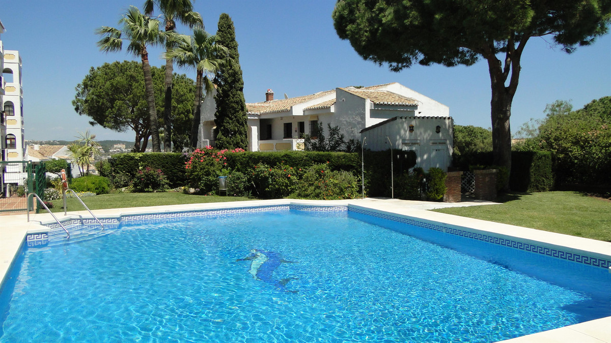 SUPERB APARTMENT WITH STUNNING SEA VIEWS LOCATED JUST A STONES THROW FROM LA CALA BEACH AND THE COAS,Spain