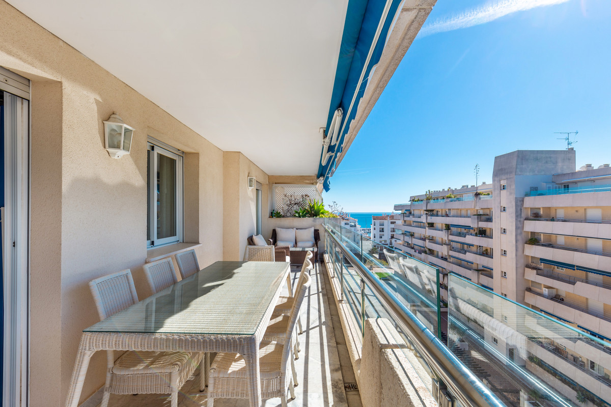 Available for short term and long term starting Septmeber. Amazing apartment in Marina Banus, 7th fl, Spain