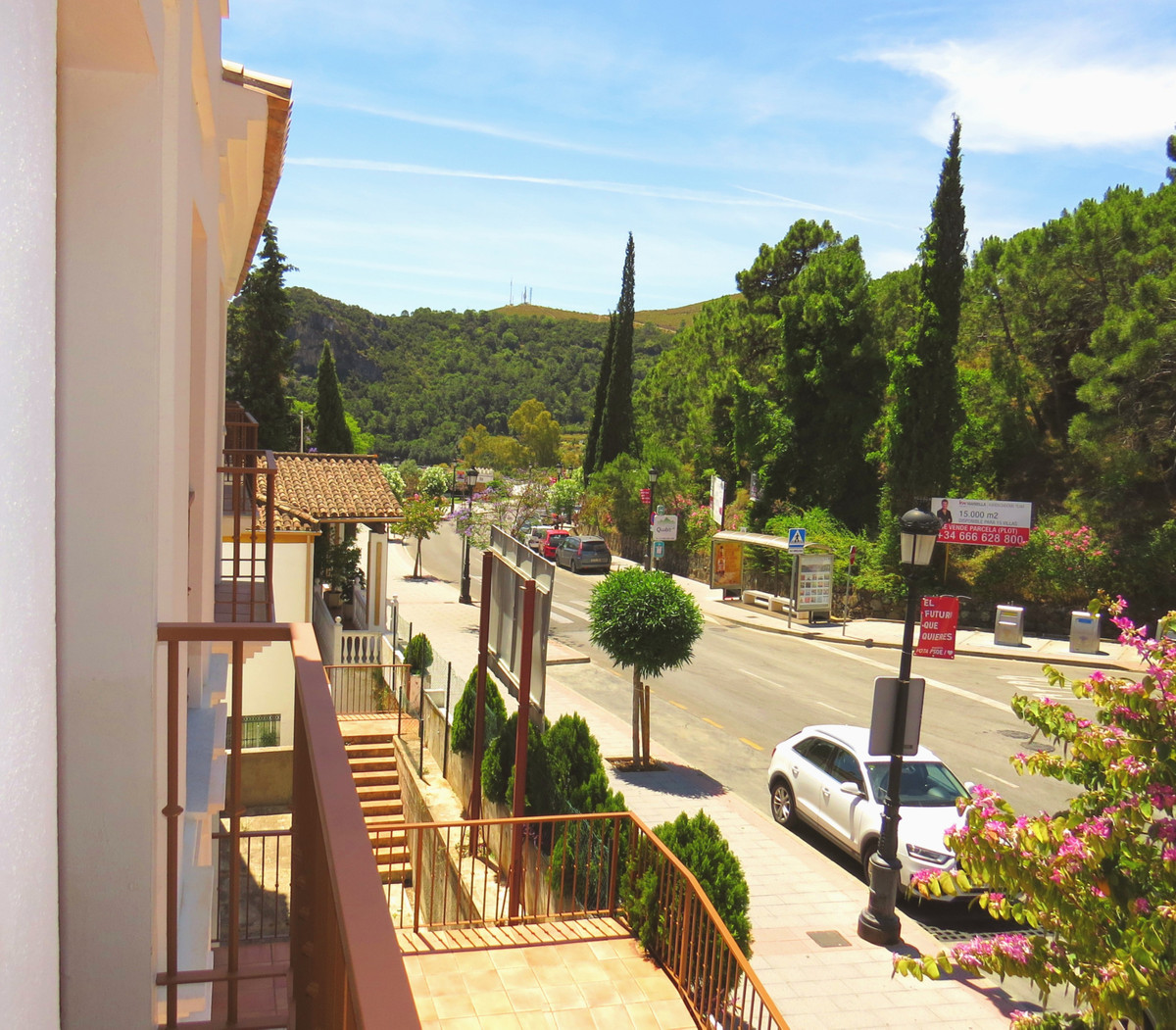 In the heart of the beautiful Benahavis village, this brand new urbanizacion , located walking dista, Spain
